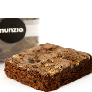 Brownie con Nuez – 10 Unid